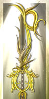 Levis's Keyblade - Sovereign