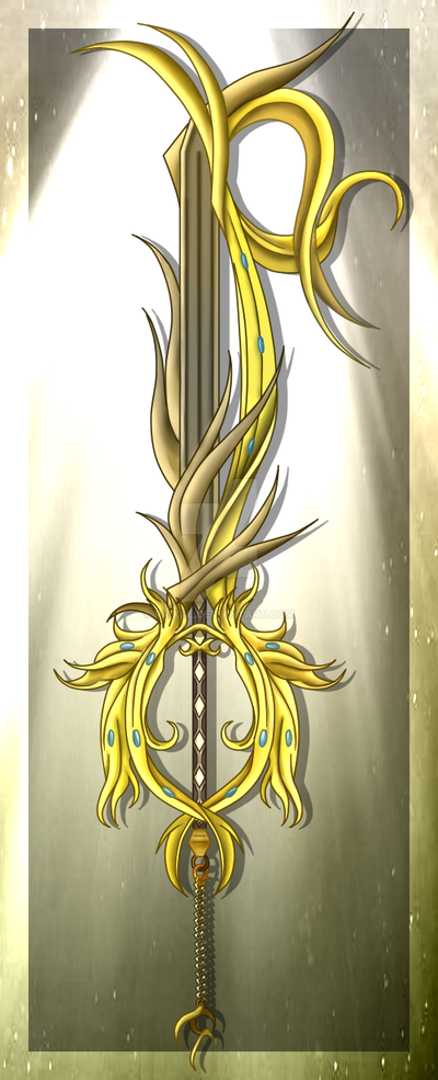 Levis's Keyblade - Sovereign by Raixal