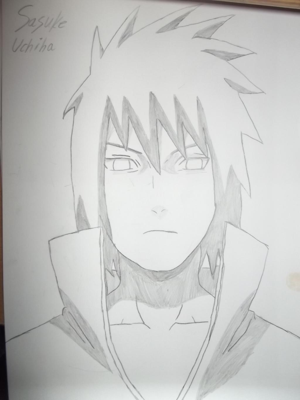 Sasuke Uchiha from Naruto Shippuden by Asakura-Yoh-Aoi on ...