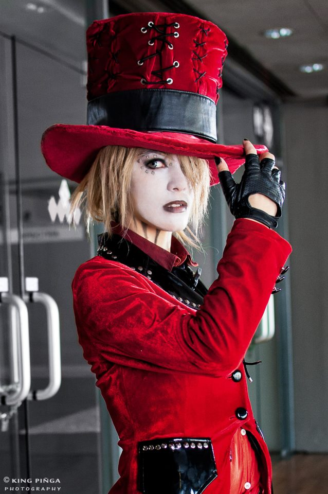 Ruki cosplay by gabybriefs93