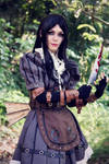 Alice Madness cosplay 2