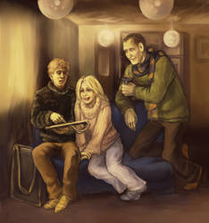 Three pills of comfort by kiri-stansfield