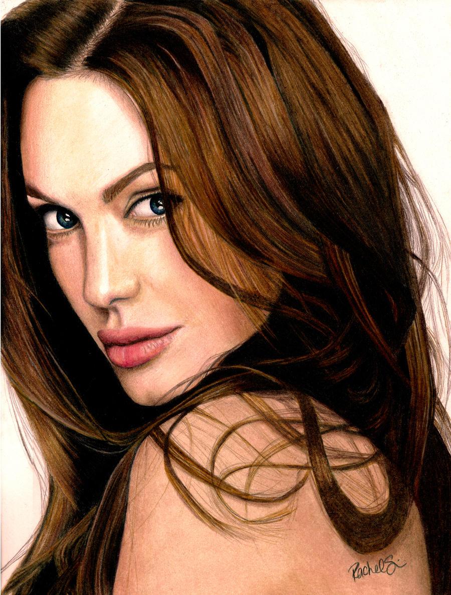 Angelina by mindgrape