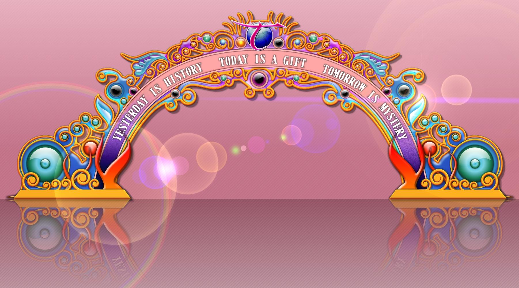 tomorrowland arch by sammy8a tomorrowland arch by sammy8a