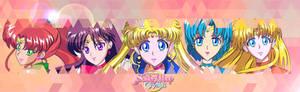 Sailor Moon Crystal Banner