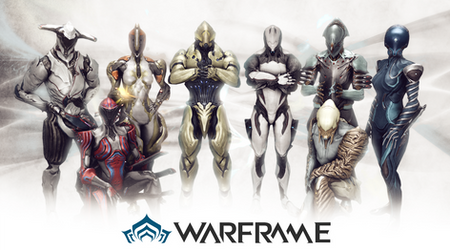 Warframe Wallpaper by Organic-Mechanic
