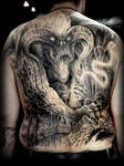 Balrog Tattoo