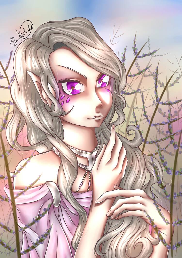 the elf by marybomfigli