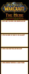 The WoW Meme by CrimsonViper38