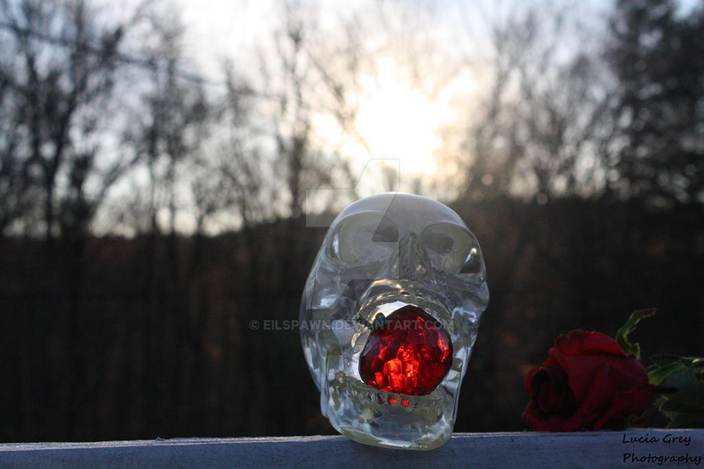 Glistening Red Death by eilspawn
