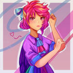 Anime art commission