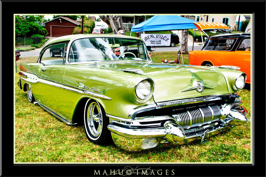 57 Pontiac Star Chief By Mahu54 On Deviantart