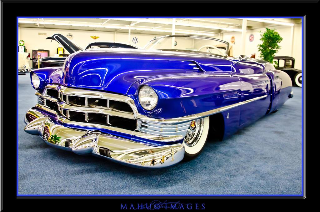 Rick Dore Custom 50 Cadillac by mahu54 on DeviantArt