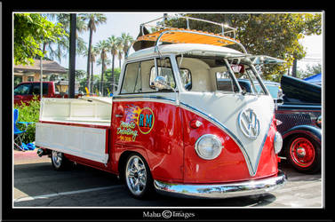 58 VW Single Cab