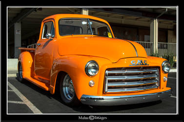 50 GMC Pick Up