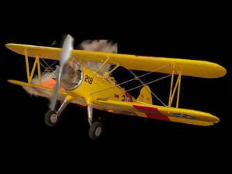 Plane by bsuncin2