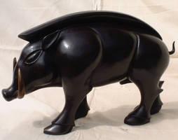 Pictish Boar