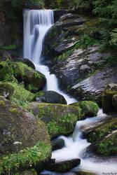 Cascade de Triberg by fraisedesbois68