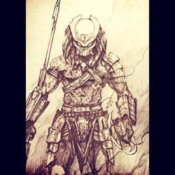 Predator by Art1derer
