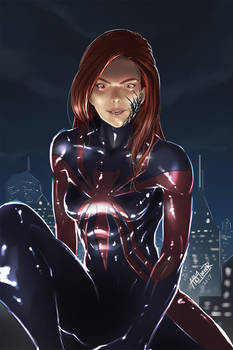 Ultimate Spider Woman - Mary Jane