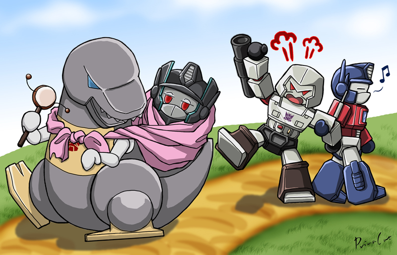 Transformers Comic Favourites By Baby Near Of Cute On – Desenhos