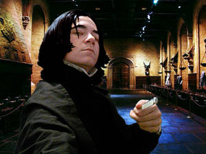 Me as Severus Snape