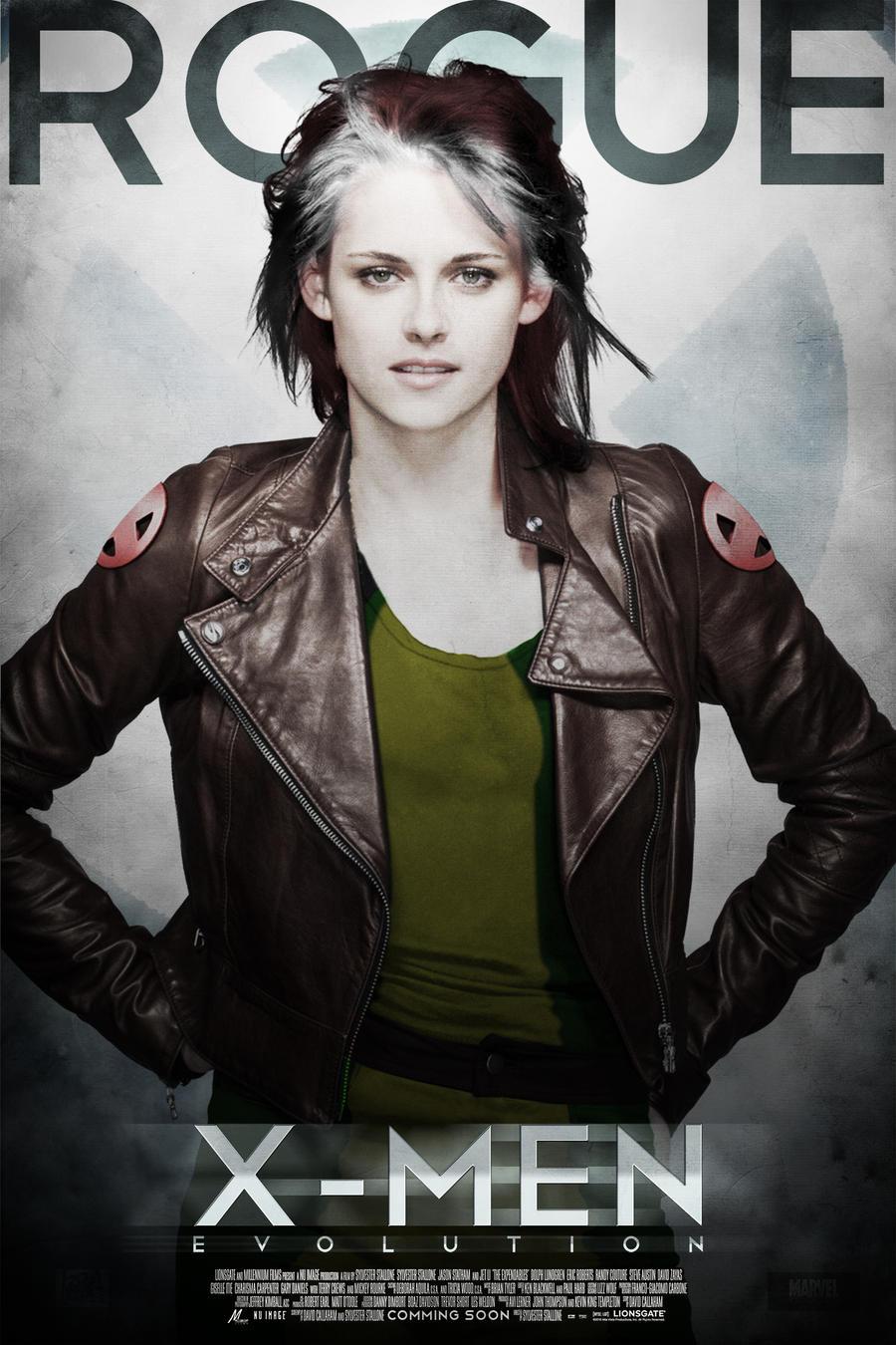 MEN - Rogue Kristen St...