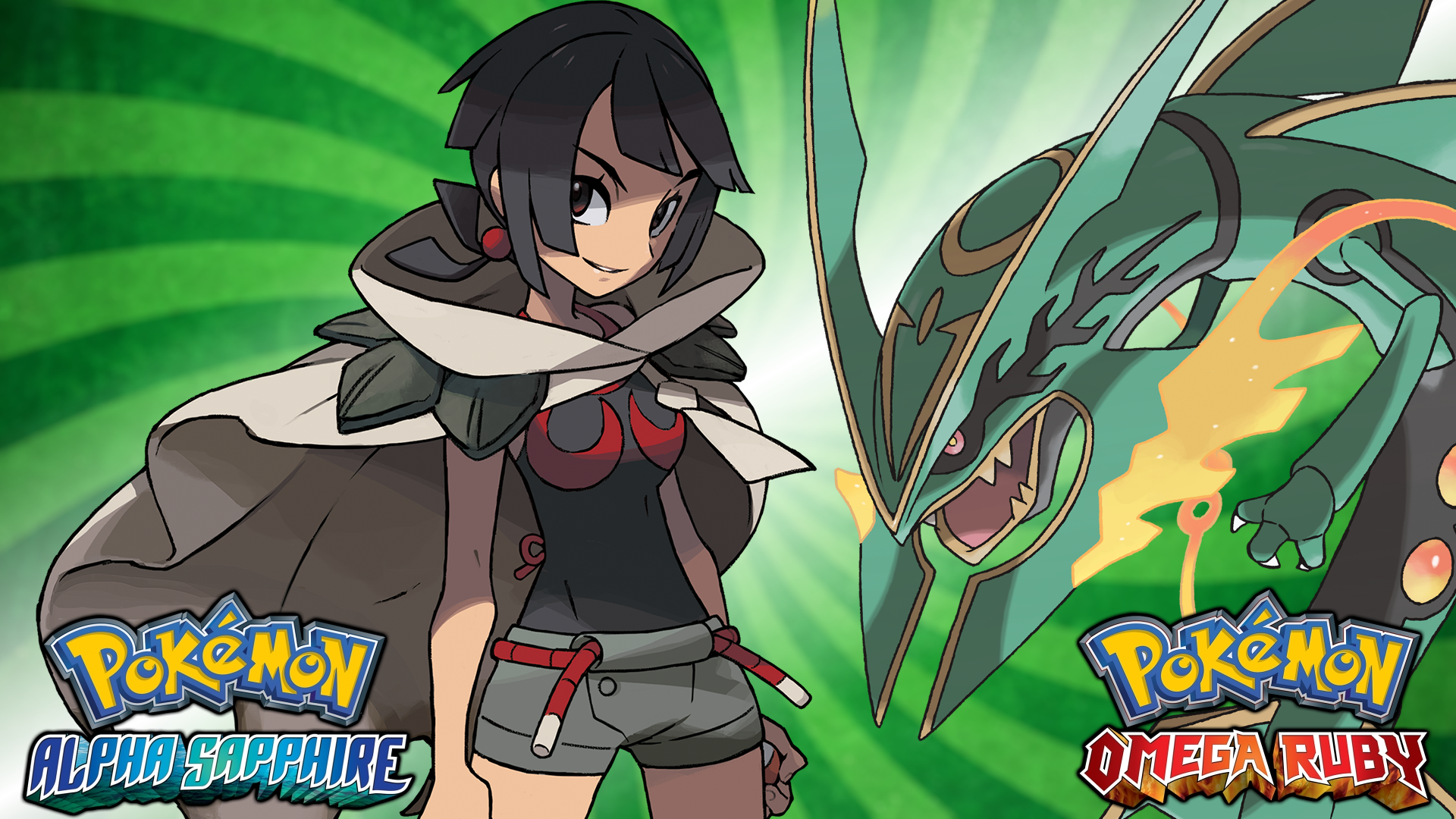 Omegaruby Alphasapphire Delta Episode Wallpaper By Blujumper On