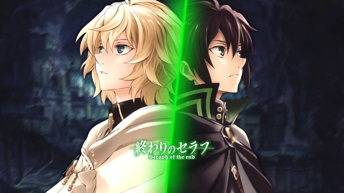 Owari No Seraph Seraph Of The End Wallpaper By Blujumper