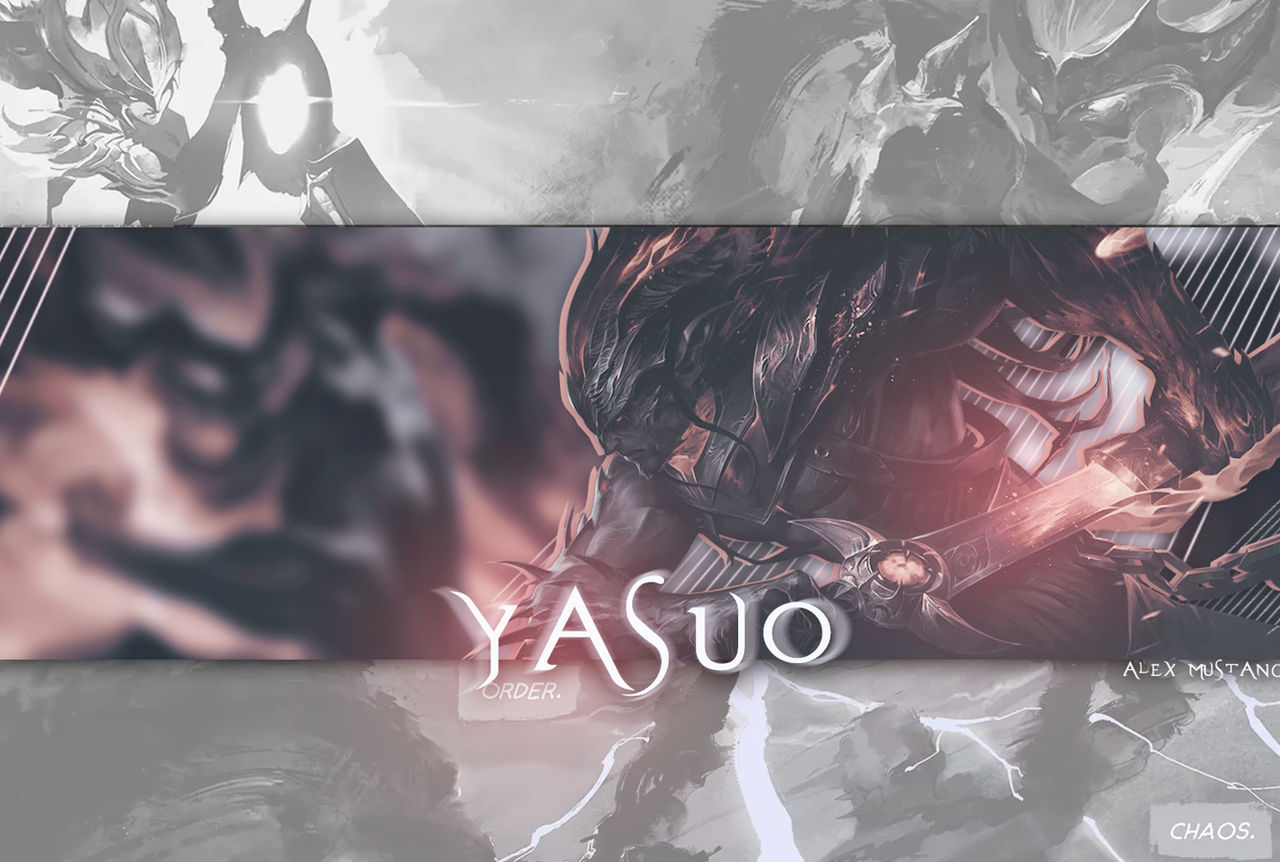 Nightbringer | Yasuo by AlexMust4ng