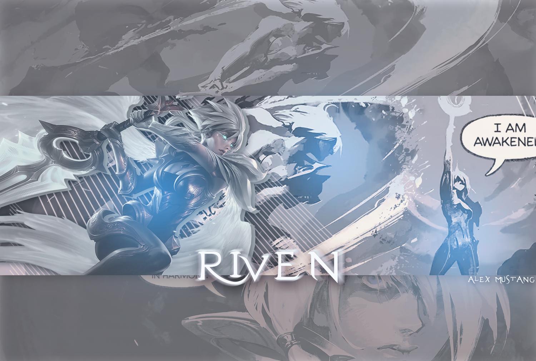 Dawnbringer | Riven by AlexMust4ng