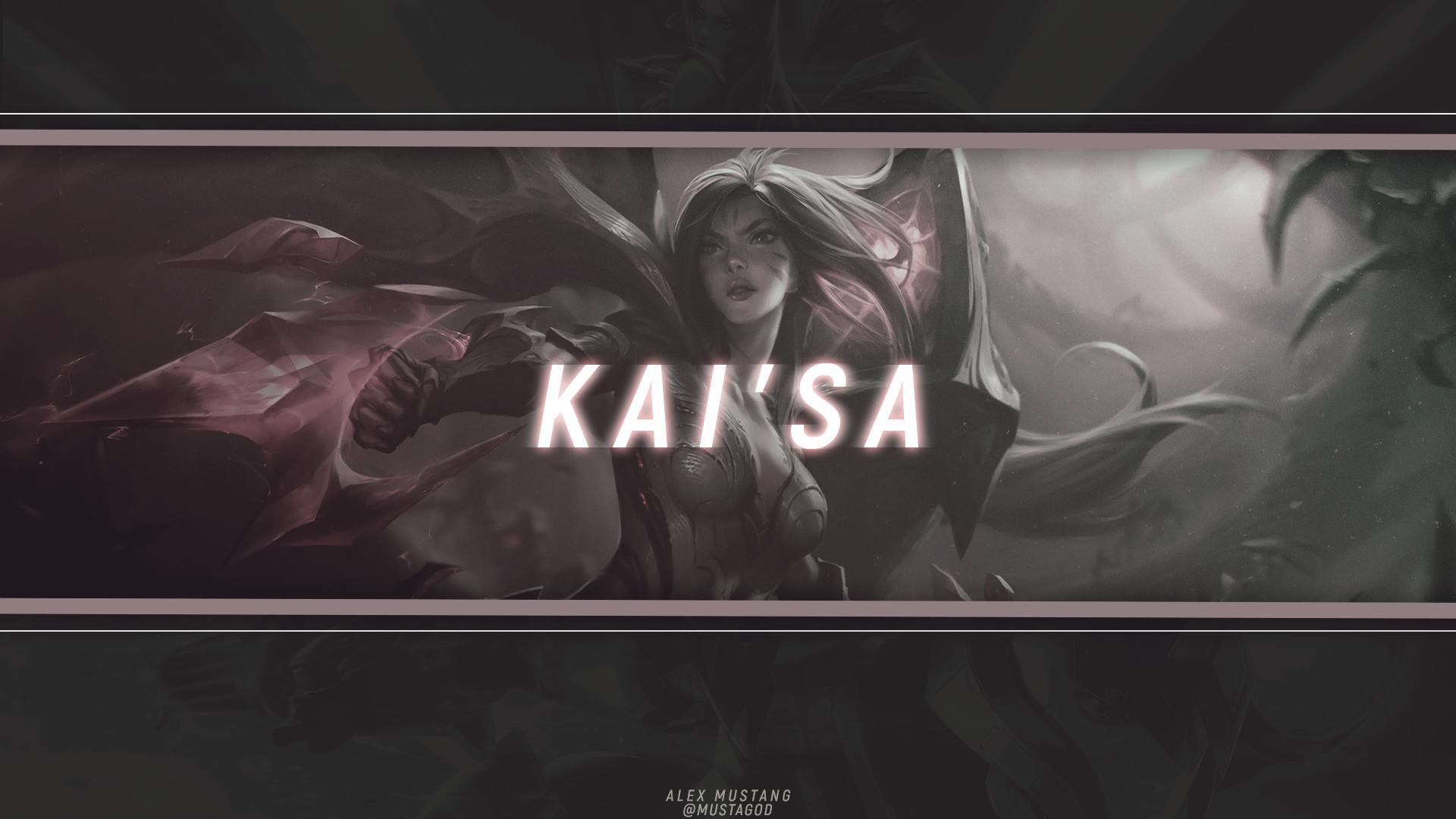 Kaisa | Wallpaper | by AlexMust4ng