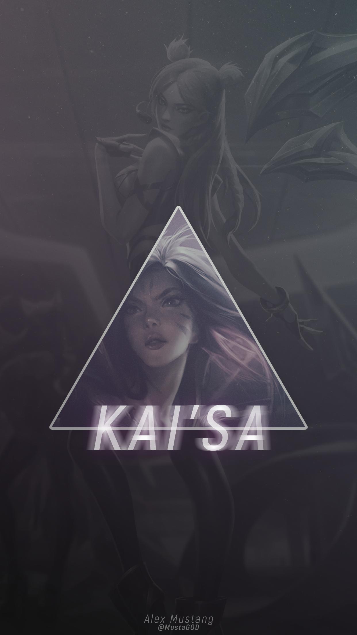 Kaisa | Mobile by AlexMust4ng