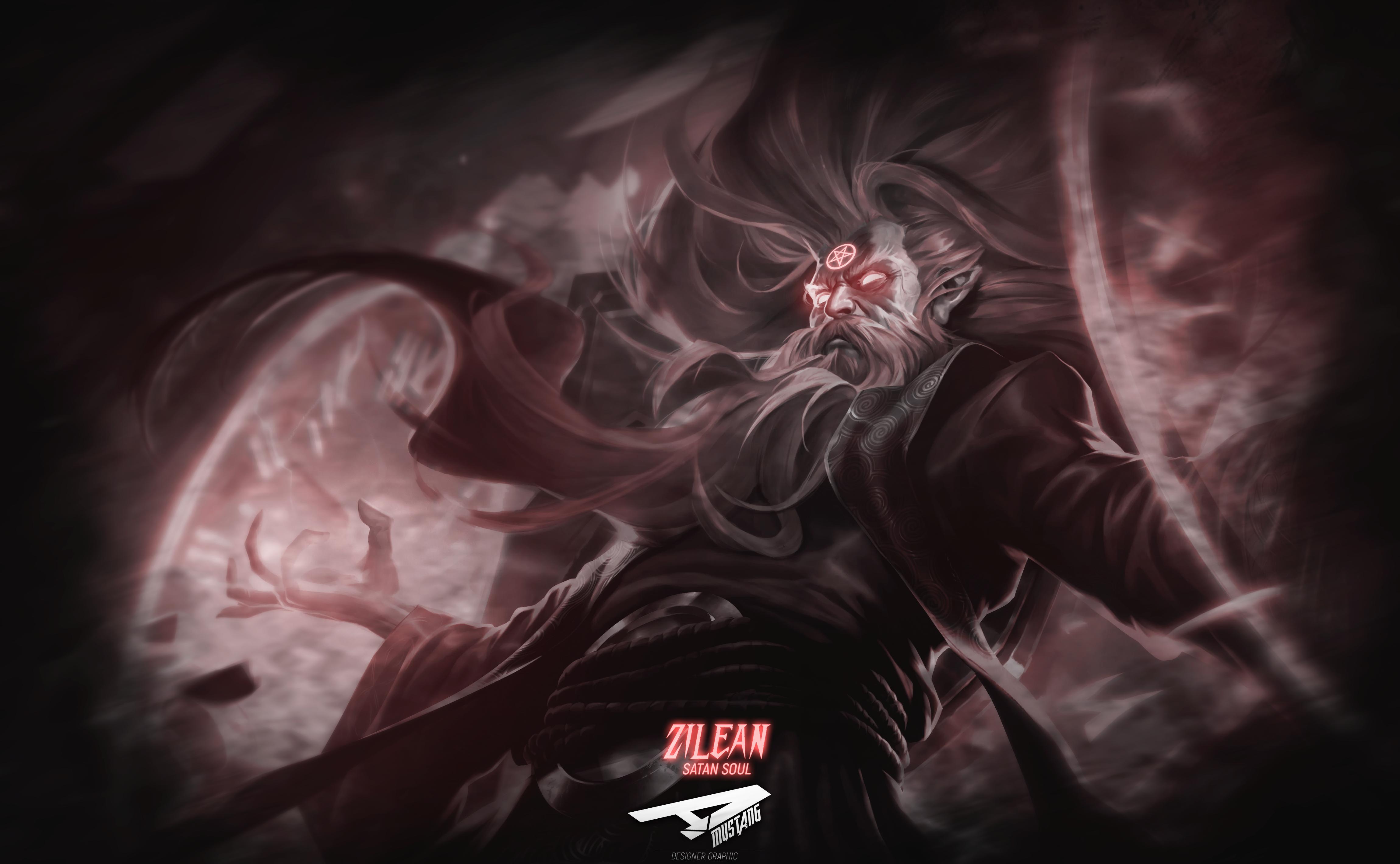 Zilean   Satan Soul by AlexMust4ng