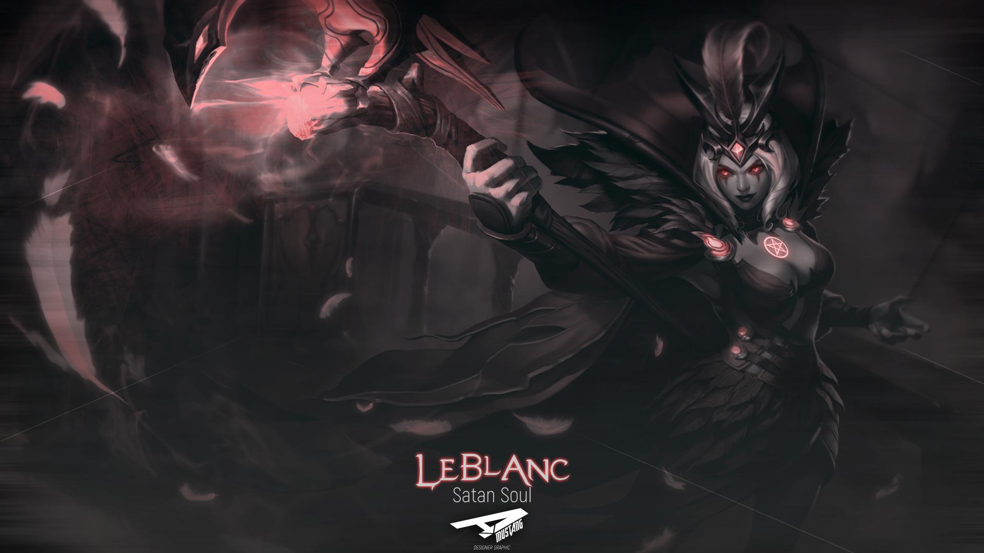 Leblanc   Satan Soul by AlexMust4ng