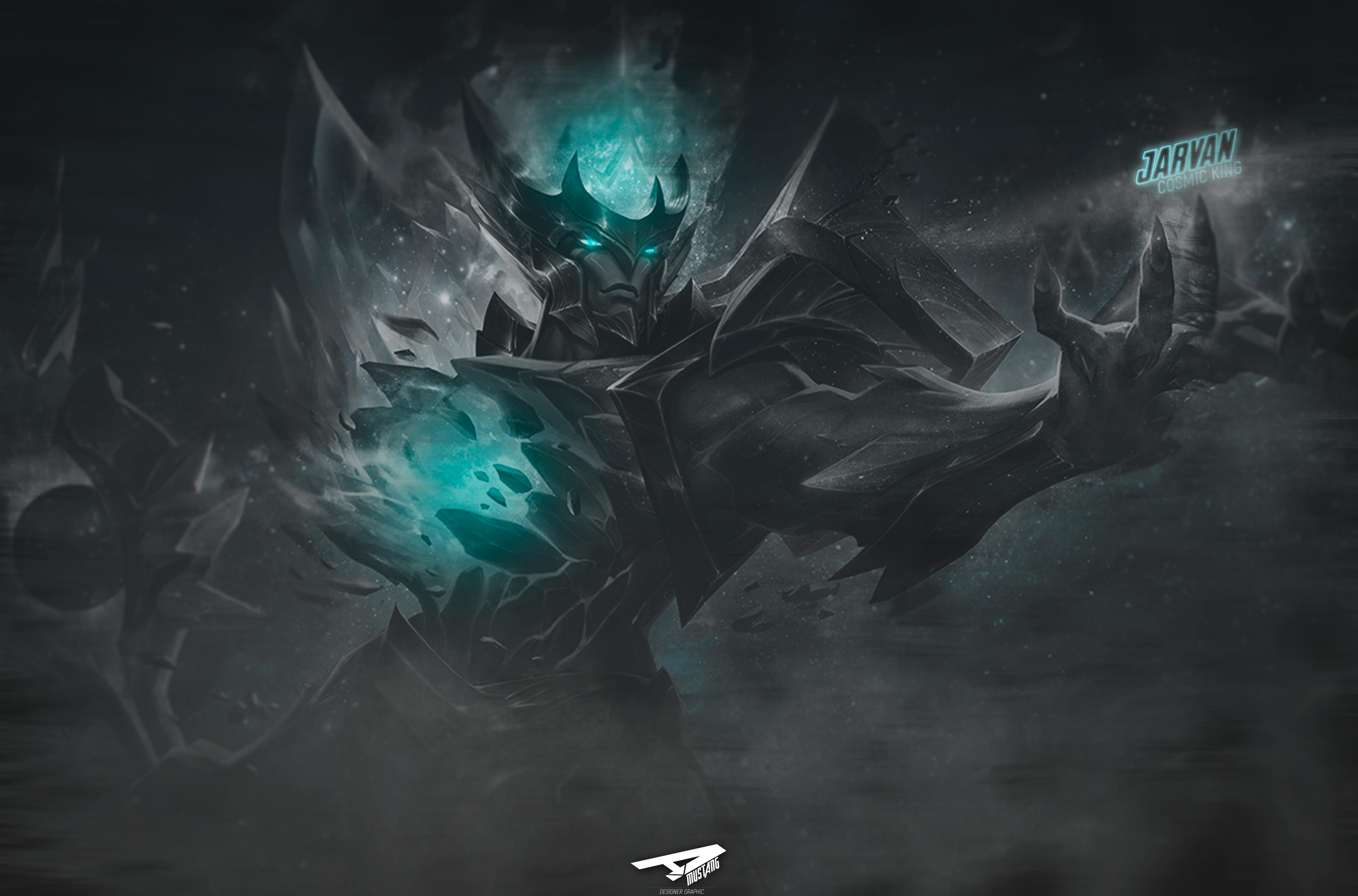 Cosmic King   Jarvan by AlexMust4ng