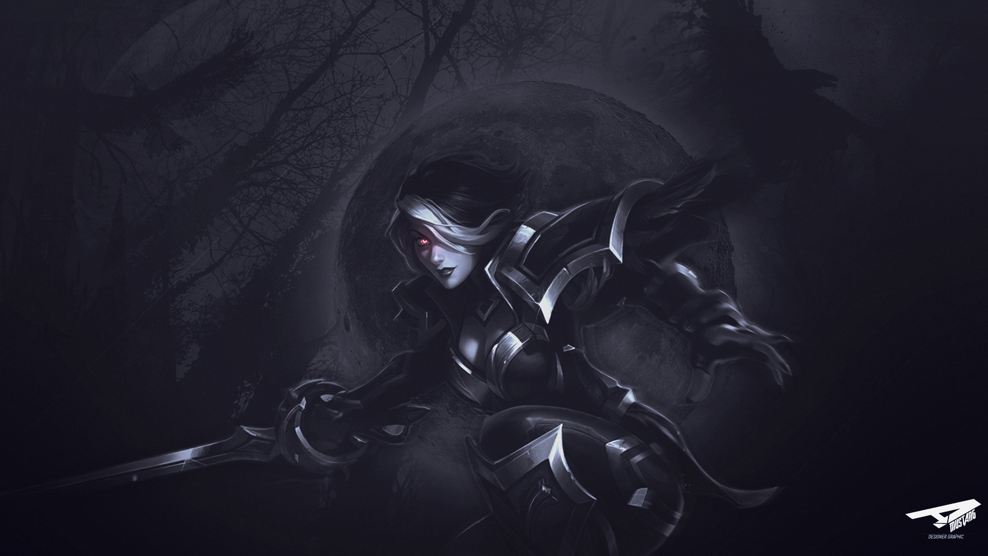 Fiora | Night Raven by AlexMust4ng