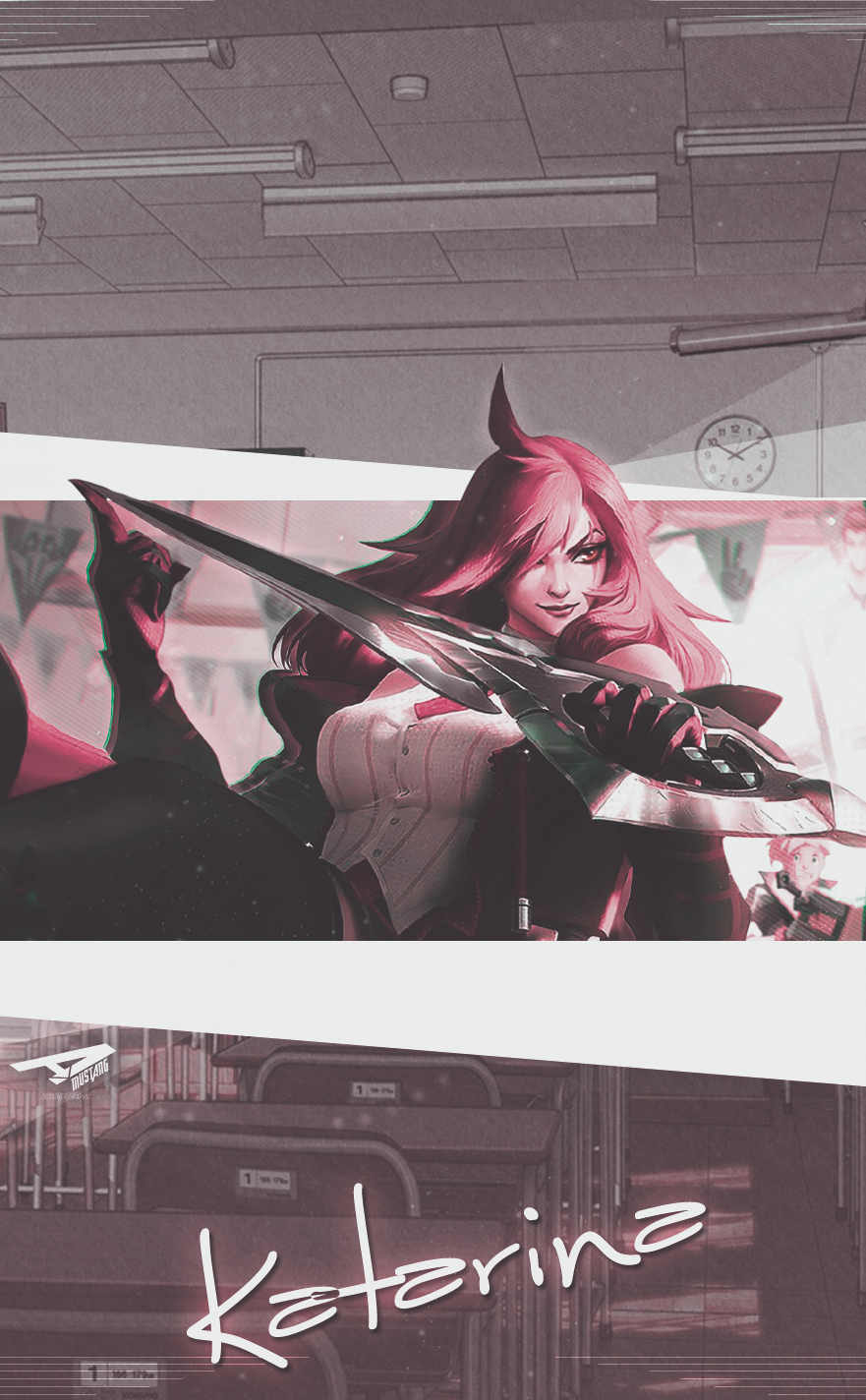 Katarina | Battle Academy by AlexMust4ng