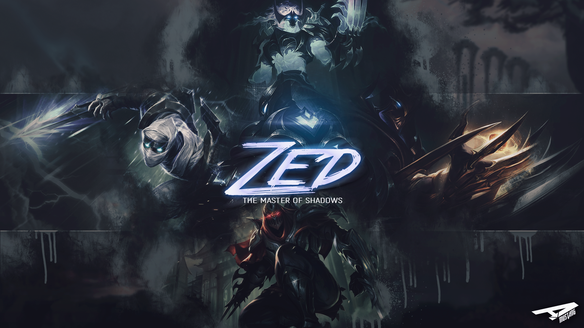 Zed | Demon Carry by AlexMust4ng