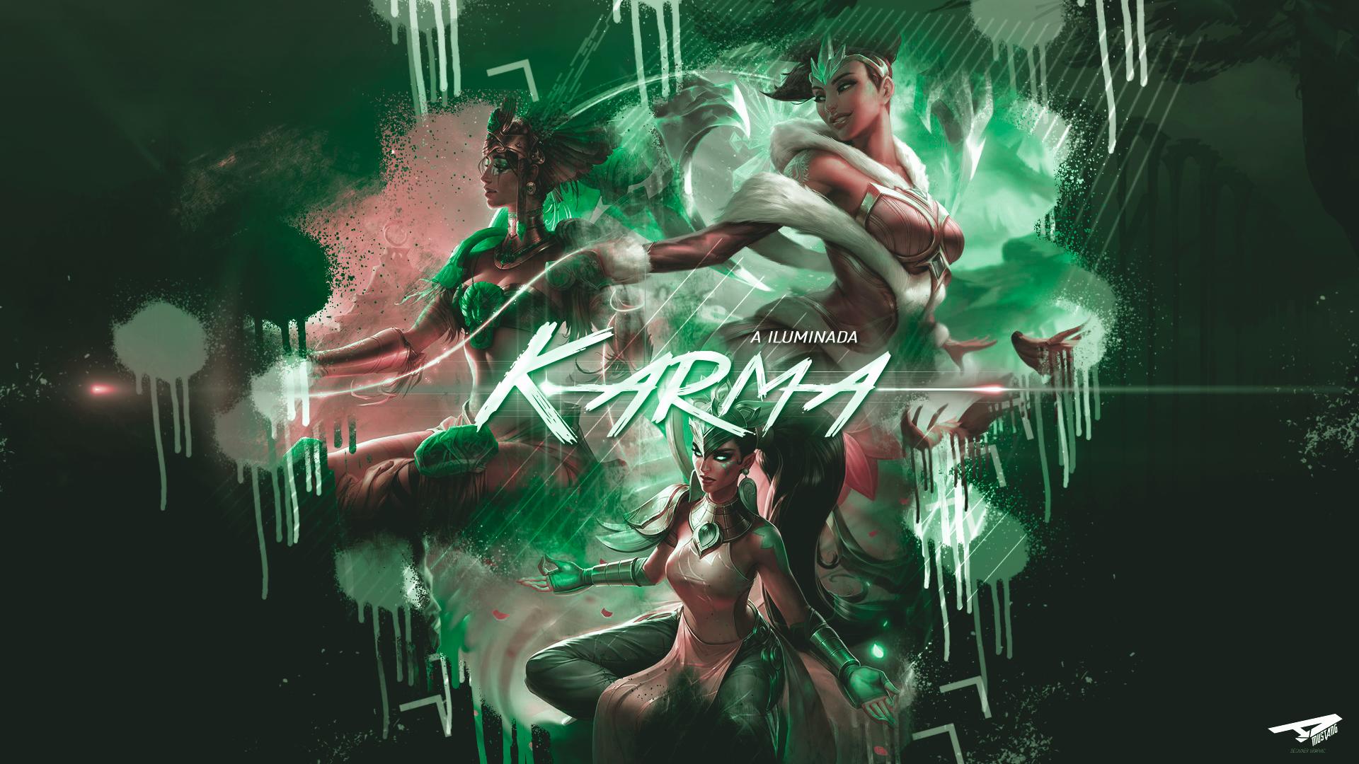 Karma | Iluminity by AlexMust4ng