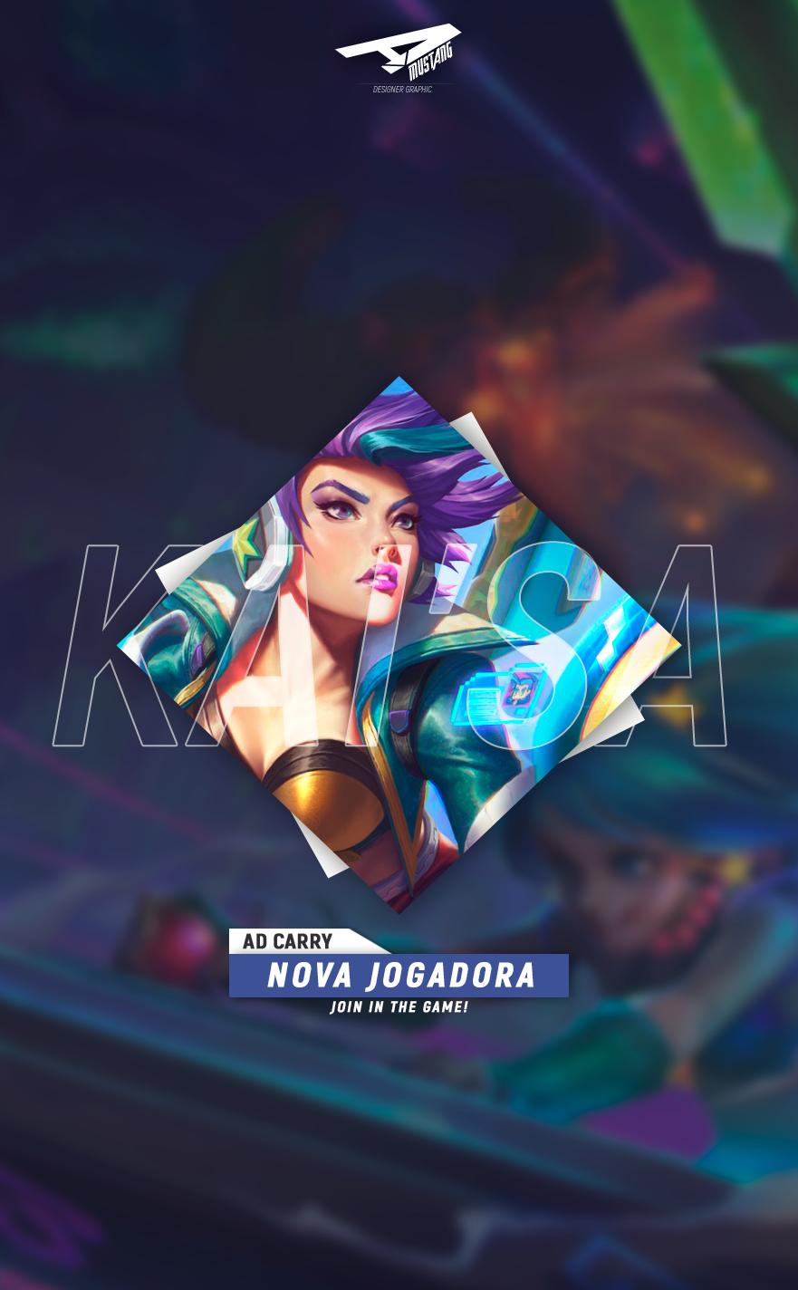 Kai'sa | Fliperama by AlexMust4ng