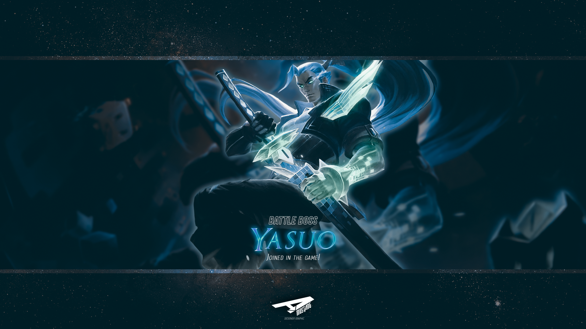 Battle Boss: Yasuo by AlexMust4ng