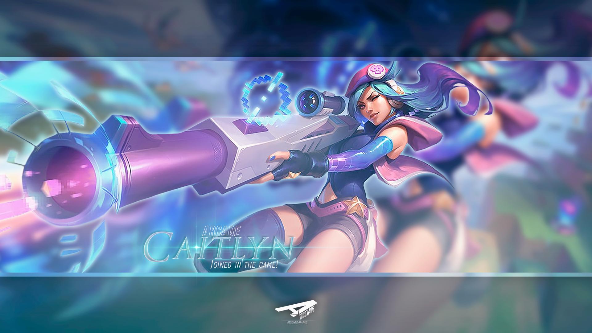 Caitlyn | Arcade by AlexMust4ng