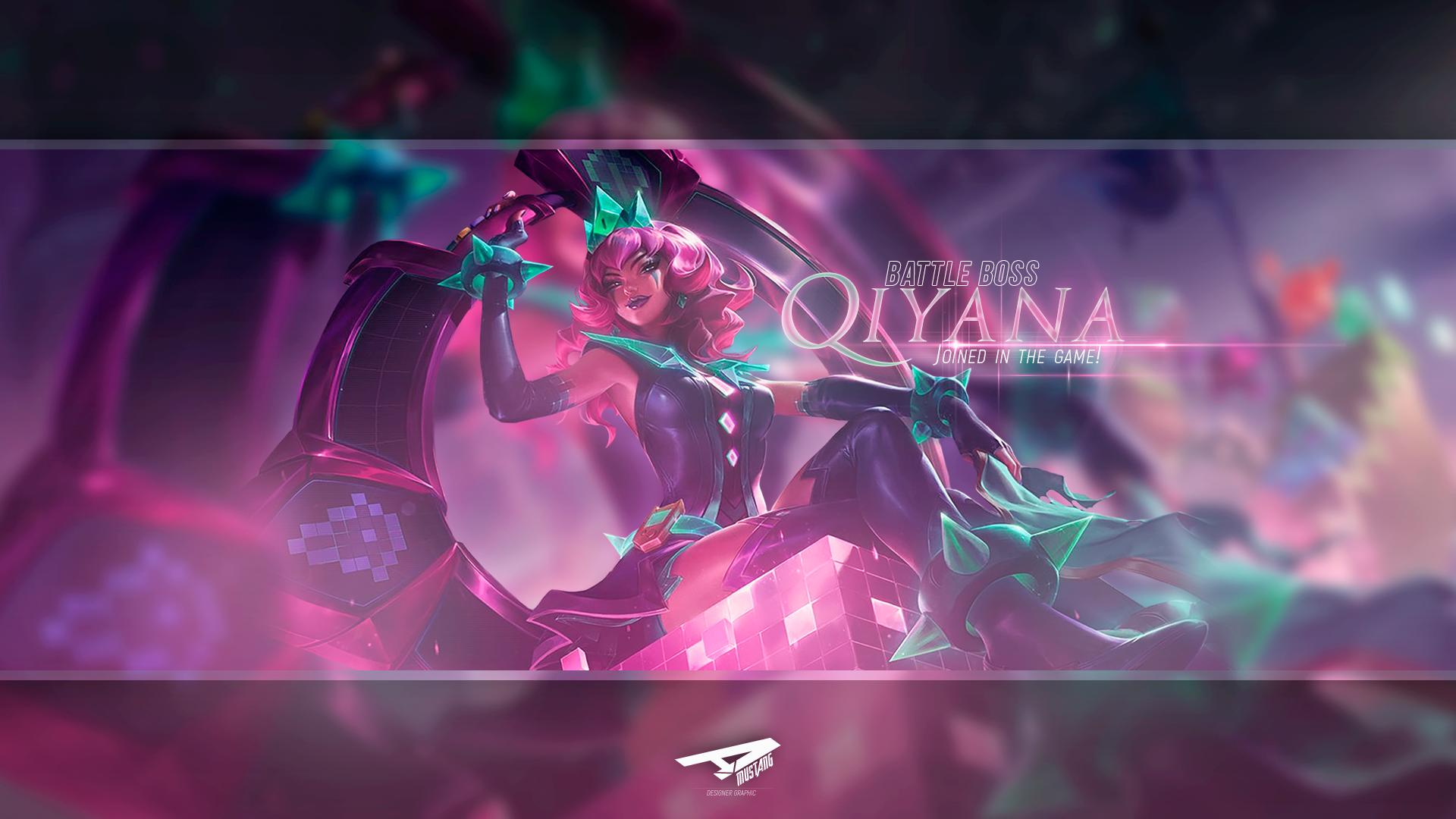 Battle Boss: Qiyana by AlexMust4ng