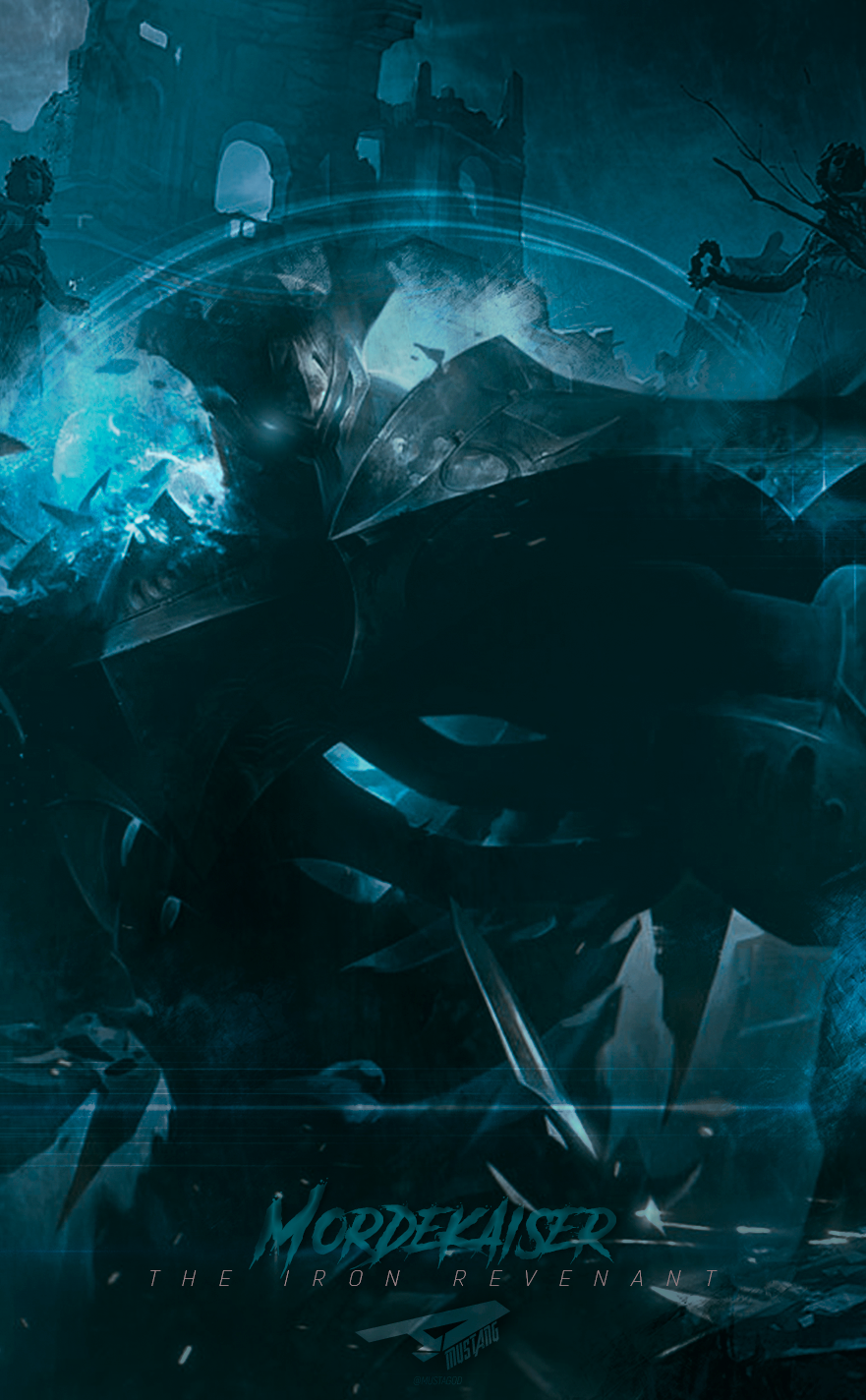 Mordekaiser | Ice King | Phone by AlexMust4ng
