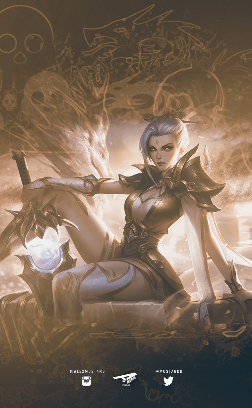 Nami Riven Wallpapers Forum Da Riot Games