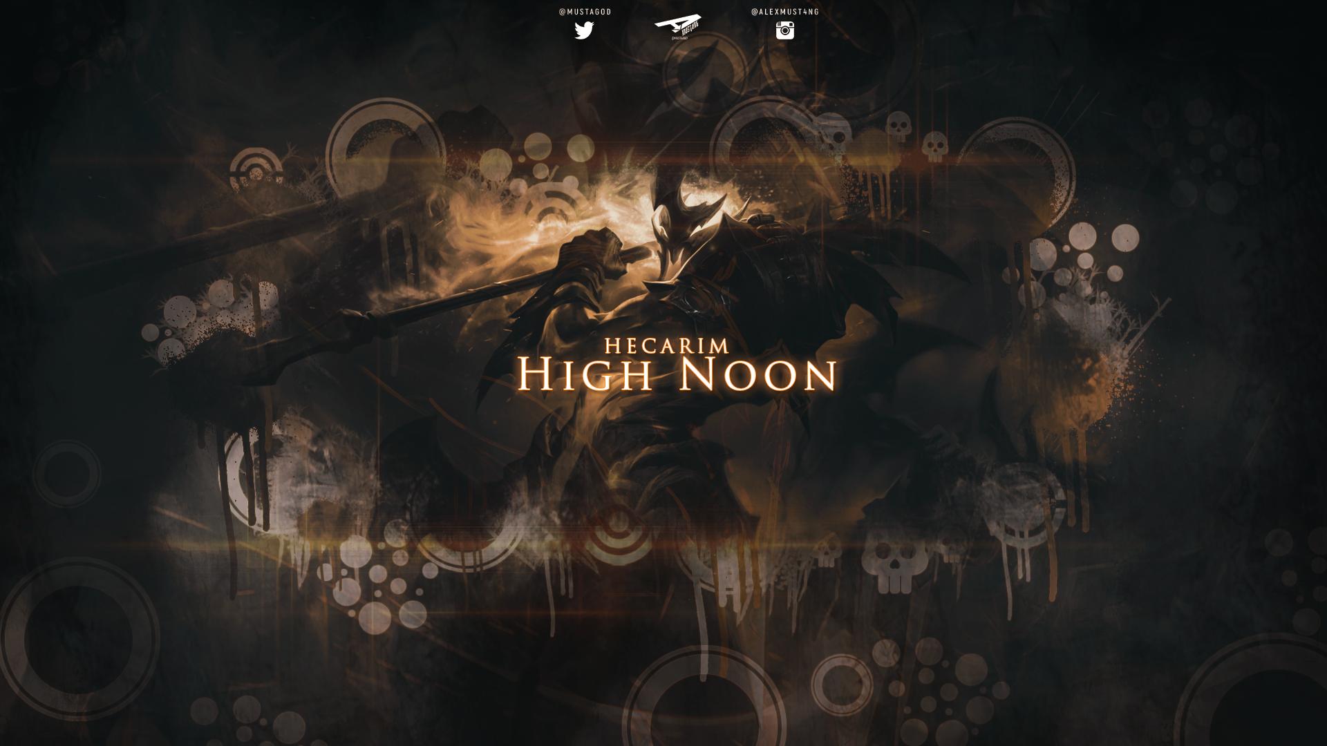 Hecarim | High Noon by AlexMust4ng