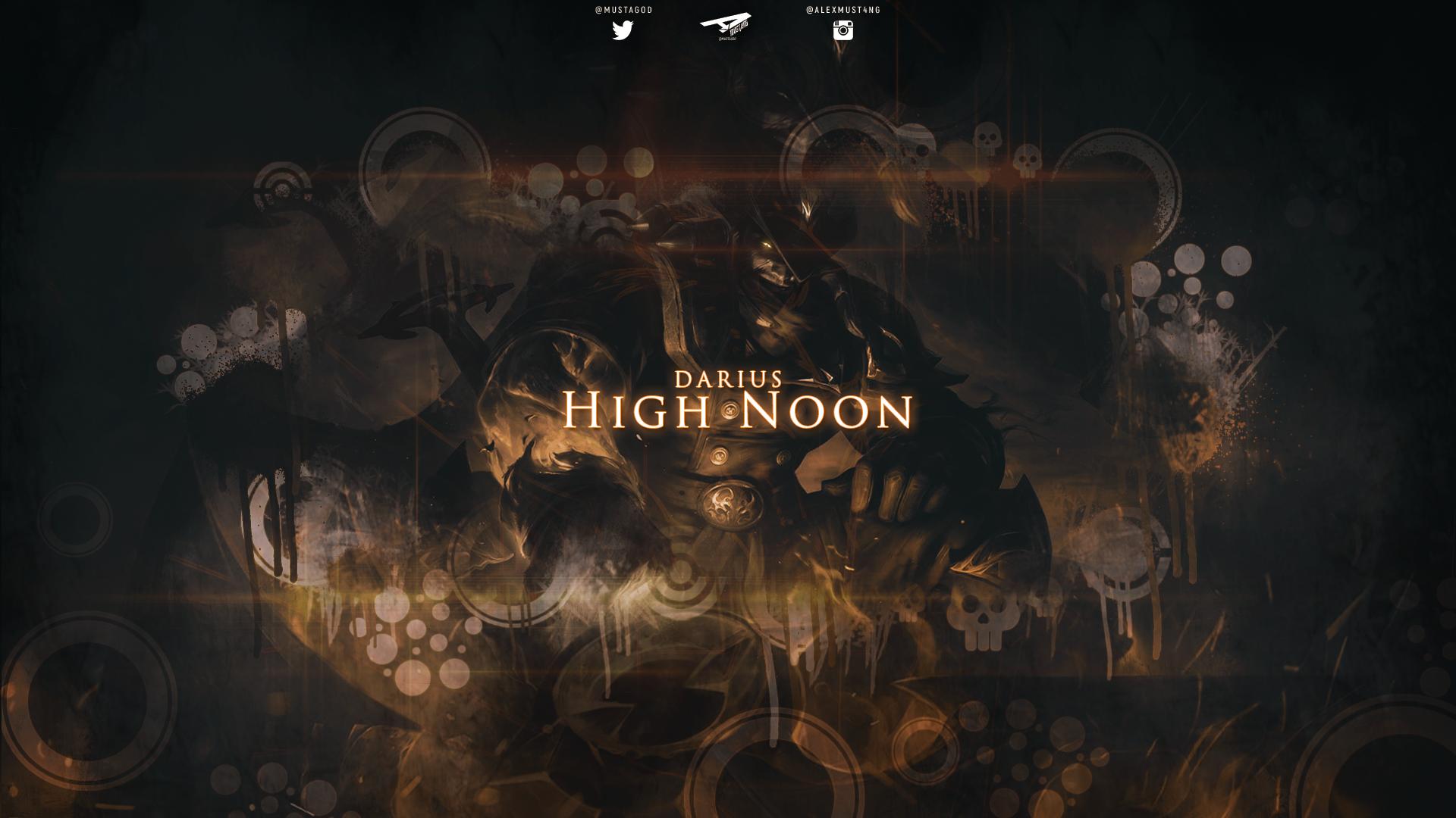 Darius | High Noon by AlexMust4ng