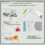 5 Textures: 99mockingbirds