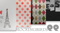 Icontextures at 99mockingbirds by 99mockingbirds